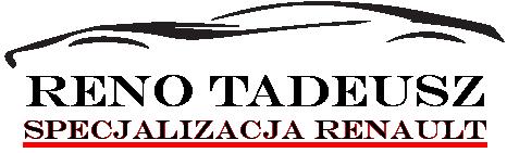 Reno Tadeusz - Specjalizacja Renault